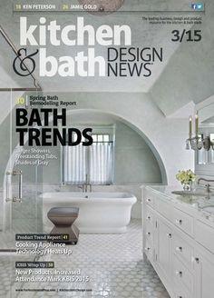 Kitchen Bath Design News March 2017 Architecture Magazines Interior And