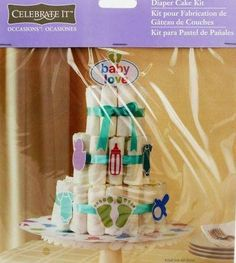 Baby Shower Cake Decorations At Michaels : 1000+ images about Baby Shower Ideas on Pinterest ...
