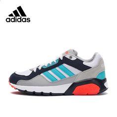 Adidas pánské tenisky Letní prodyšné boty pro skateboardy Tréneri Classic  Lace-up Nízké vzdušné oko Adidas Sportovní boty pro muže 07363ddcdf