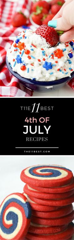 The 11 Best 4th of July recipes