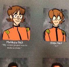 Pidge and Matt