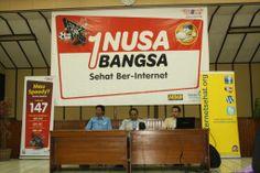 Internet Sehat Sambangi Universitas Pasundan (UNPAS) Bandung