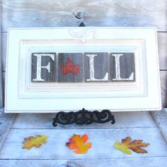 Fall Sign #TriplePFeature