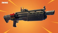 The new ranged shotgun!!!! Can't wait to put it to use I already caried it into a top 5 situation right before I got taken out :(!!!!