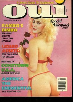 Oui April 1988