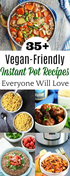 Vegan Instant Pot Re