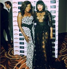welcome to ebony-Ville's blog: See What Toyin Lawani and Funke Akindele Wore to  ...