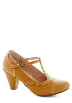 9320acb509 Just Like Honey Heel in Yellow #weddingshoes Vintage Heels, Retro Vintage,  What Should
