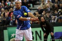#Tennis - Coppa Davis a #Torino. Andreas #Seppi