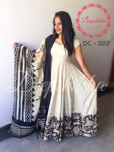 DC - 322 For queries kindly inbox or Email - deepshikhacreations@gmail.com  Whatsapp / Call - +919059683293
