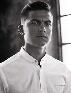 Sad to see Argentina go.but Paulo Dybala will always bring a smile to our faces! Juventus Fc, Neymar, Messi, Cr7 Junior, Soccer Baby, Gq, Black And White Face, Football Boys, Soccer Games