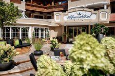 New terrace  www.wellnessreosrt.it