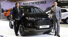 Ford EcoSport Black Edition launched - GariPoint