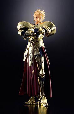 Archer Gilgamesh - Fate/Zero Chogokin #figure