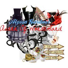 """Alyssa Gardner"" by westgirl44 on Polyvore"