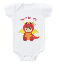 For dragon baby!