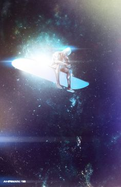 Sometimes you're not a Silver Surfer. Sometimes you're Norrin Radd. And you're in the emptiness. Marvel Comic Universe, Marvel Comic Books, Comics Universe, Comic Book Characters, Marvel Art, Marvel Dc Comics, Marvel Heroes, Marvel Characters, Comic Books Art