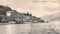 Hotel Belle Vue, Lago di Como Turu, Hotel, Louvre, Italy, Building, Travel, Italia, Viajes, Buildings