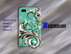 iPhone 5 Case iPhone 4S Case iPhone 5S Case iphoen by hamimelons, $7.99
