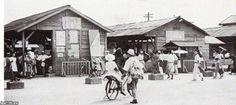 【1946年】静岡県(昭和21年)▷浜松・浜松駅の仮駅舎