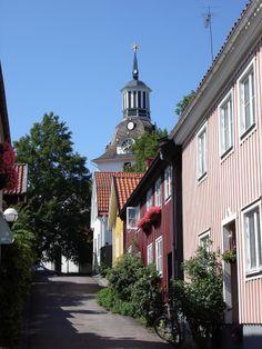 Västervik old town