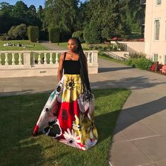 Serena Williams at the Reception in Valentino - What Celebrity Guests Wore To Meghan Markle And Prince Harry's Wedding - Photos