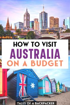 Australia is a pretty expensive country to travel around, especially when you consider the cost of airfare. I am sharing some useful tips for traveling around Australia on a budget, whether you are backpacking or just saving money! Australia Destinations, Australia Travel Guide, Visit Australia, Travel Destinations, Australia Honeymoon, Travel Guides, Travel Tips, New Zealand Travel, Nightlife Travel