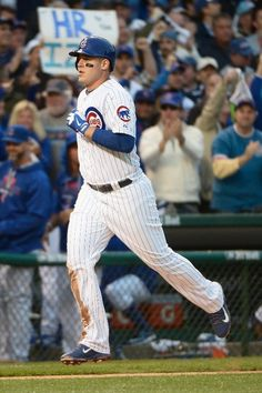 Anthony Rizzo, CHC///Game 4 NLDS v STL, Oct 13, 2015