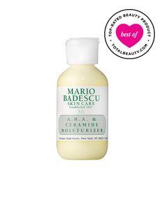 Best Face Moisturizer No. 9: Mario Badescu Skin Care A.H.A. & Ceramide Moisturizer, $20