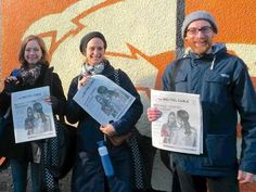 Bristol Cable: the local investigative journalism co-op training citizens to hold power to account    Bristol Cable members distribute an issue of the paper featuring an investigation into immigration checks   Three years ago three friends from the University of Sussex took a gamble. Alec Saelens Adam Cantwell-Corn and Alon Aviram believed local news in Bristol was failing to serve the city. They thought that with a strong enough offer on the table local people would be willing to fund…