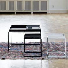 TRAY TABLE Beistelltisch HAY Design