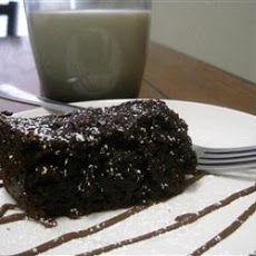 Amazing Slow Cooker Chocolate Cake Recipe
