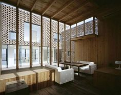 Chinese Houses With New Ultra Modern Interior Design