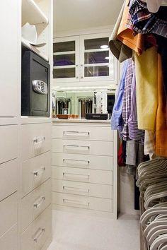 Elegant Walk In Closet Design Dallas | The Couture Closet LLC