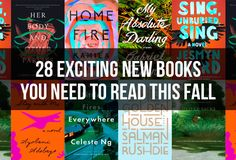 28 New Books You Need to Read This Fall: Critical Linking, August 25