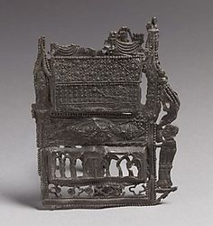 Pilgrim's Badge of the Shrine of St. Thomas Becket at Canterbury