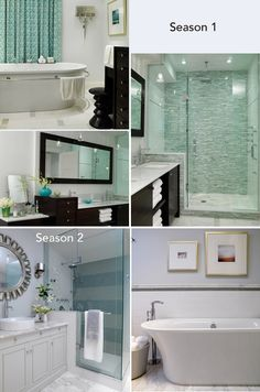 Love the shower wall