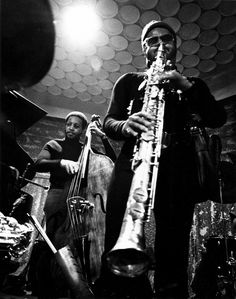 Rahsaan Roland Kirk - Detroit, early 1970s