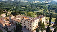 CASTELLO DI CASOLE, EN SIENA (ITALIA)
