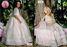 #comunion #vestidoscomunion #modainfantilespañola #altacostura #artesania #moda #vintage #niñas #vestido #abocados #leonesp #periquetta
