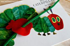 hello, Wonderful - 9 COLORFUL CRAFTS INSPIRED BY ERIC CARLE