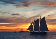 Set Sail at Sunset