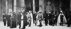 Kaiser Wilhelm on the Temple Mount