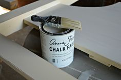 Apply a Wash of Annie Sloan Chalk Paint the EASY Way