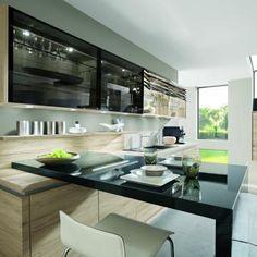 Wooden-Kitchen-Ideas. From European Kitchens in Manhattan.