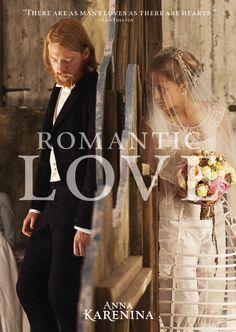 Anna Karenina Poster – 'Romantic Love'