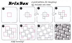 """Anneke (Merry-Go-Round): """"BrixBox"""", the new grid in tangle town"""