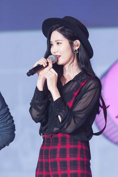 Seo Ju-hyun (born June 28, 1991), known professionally as Seohyun, is a South Koreansinger and actress. She is a member of South Korean girl group Girls' Generation