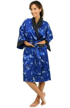 Del Rossa Women's Traditional Chinese Dragon Robe, Kimono Bathrobe, Medium Blue (A0004BLUMD) Alexander Del Rossa,http://www.amazon.com/dp/B00387KMO6/ref=cm_sw_r_pi_dp_25sJsb0GQAK68H2K