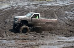 MUD BOGGIN AT HOG WALLER, 8-31-2014